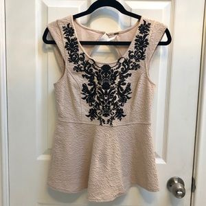 Toile Free People Top